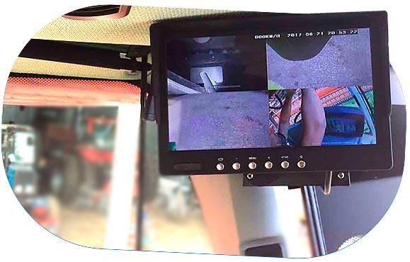 Система видеонаблюдения для грузового транспорта: гарантия успешных перевозок